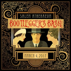 Bootlegger's Bash @ Salem Athenaeum | Salem | Massachusetts | United States