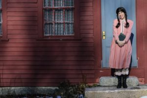 Sheryl Faye Presents Laura Ingalls Wilder @ Salem Athenaeum | Salem | Massachusetts | United States