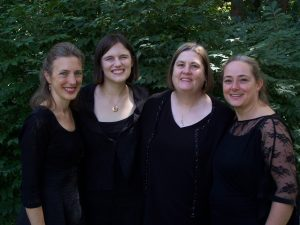 Fin de Siècle String Quartet @ Salem Athenaeum | Salem | Massachusetts | United States