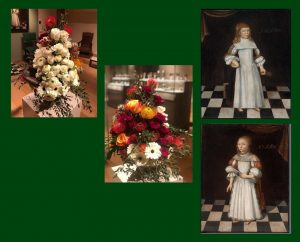 Art in Bloom @ Salem Athenaeum