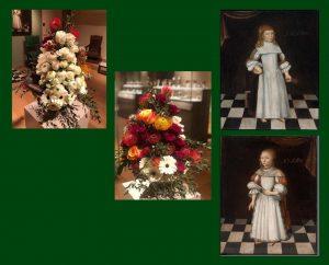 Art in Bloom @ Salem Athenaeum