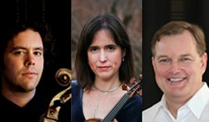 Boston Classical Trio Concert @ Salem Athenaeum | Salem | Massachusetts | United States