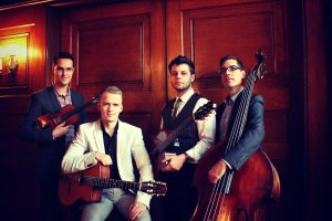Jason Anick and the Rhythm Future Quartet @ Salem Athenaeum