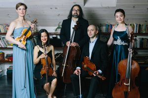 If Music Could Talk: Sheffield Players—Goldberg Variations @ Salem Athenaeum