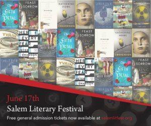 Salem Literary Festival @ First Church    Salem   Massachusetts   United States