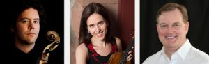 Boston Classical Trio @ Salem Athenaeum | Salem | Massachusetts | United States