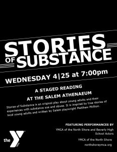 Stories of Substance @ Salem Athenaeum | Salem | Massachusetts | United States