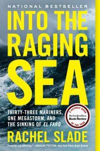 CANCELLED—Rachel Slade: Into the Raging Sea @ Salem Athenaeum