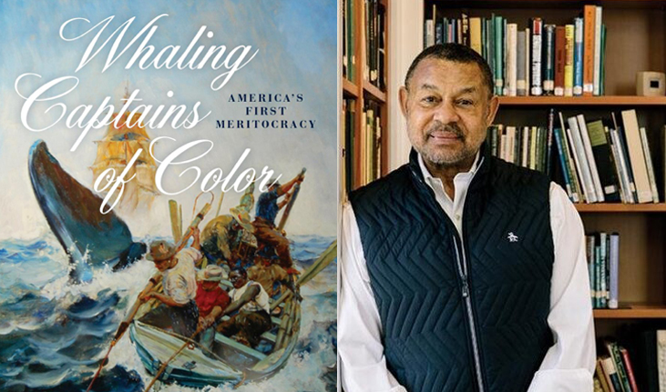 Skip Finley: Whaling Captains of Color @ Salem Athenaeum—Online