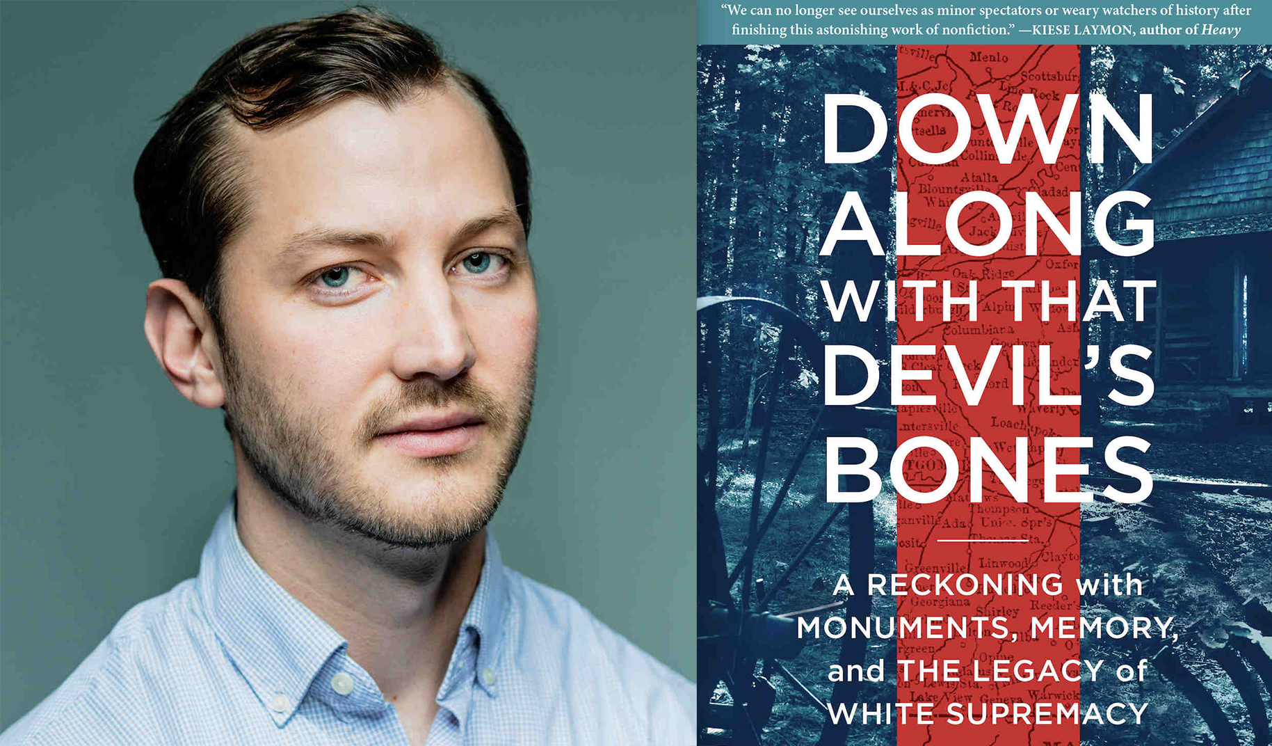 Connor Towne O'Neill—That Devil: Reckoning with the Life and Afterlife of Nathan Bedford Forrest @ Salem Athenaeum—Online
