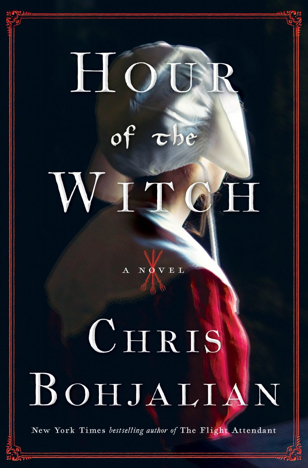 Chris Bohjalian  and Brunonia Barry in Conversation: Hour of the Witch @ Salem Athenaeum—Online