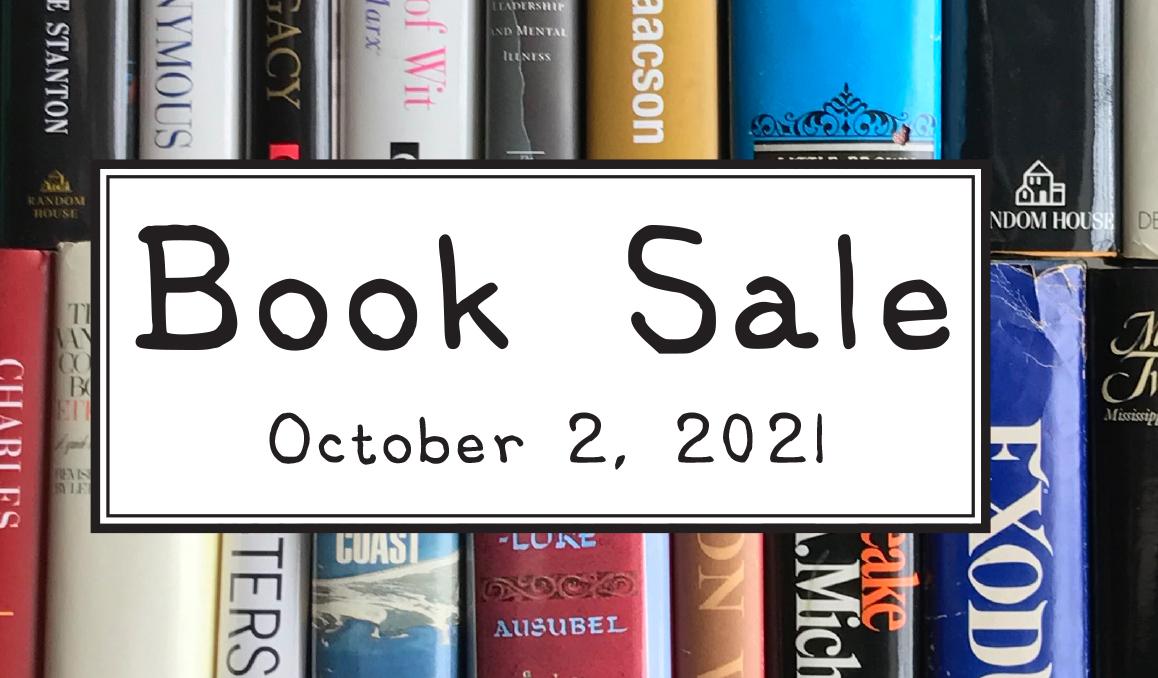 Outdoor Book Sale @ Salem Athenaeum